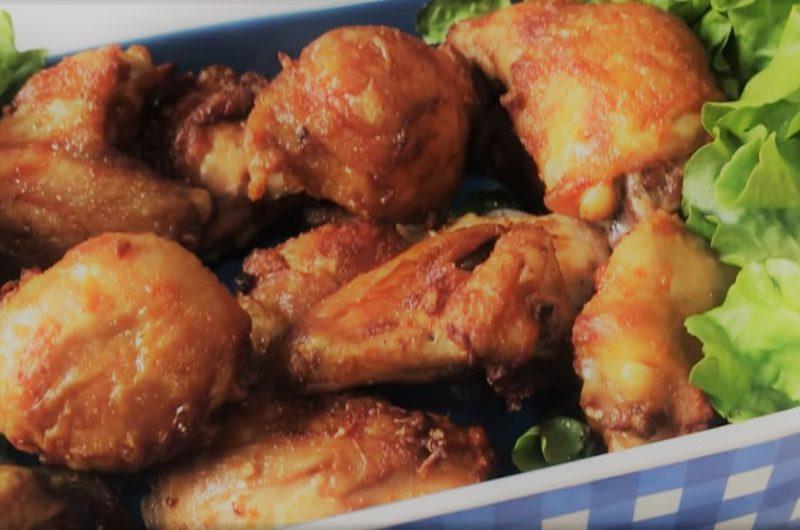 Receita de frango à passarinho