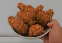 Frango frito do KFC