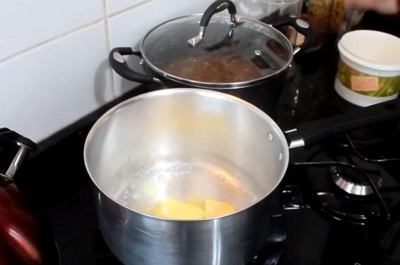 Panela de manteiga