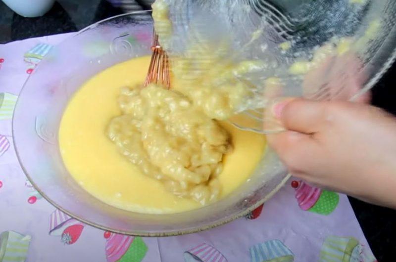Bananas para bolo