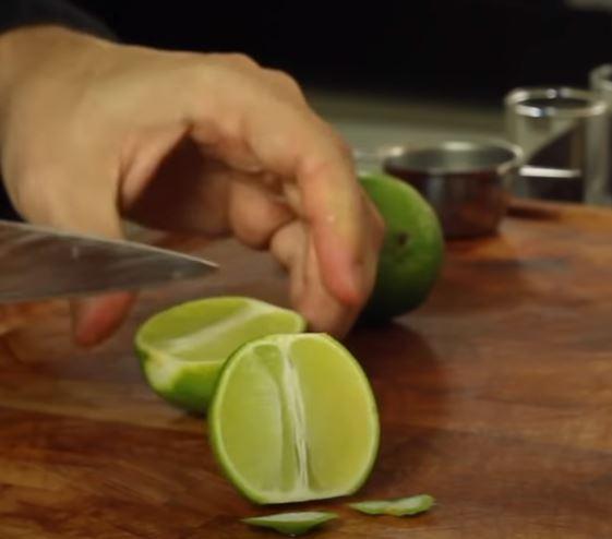 Limão da caipirinha