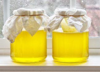 Manteiga Ghee clarificada