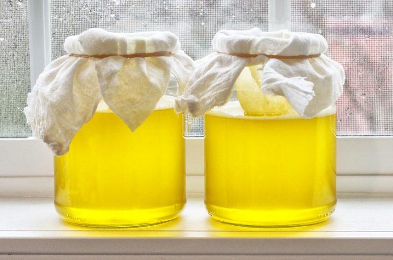 Receita de Manteiga Gheen / Clarificada