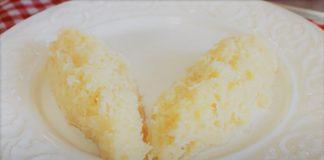 Cocada de leite condensado