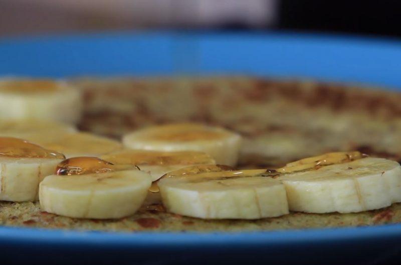 banana e mel