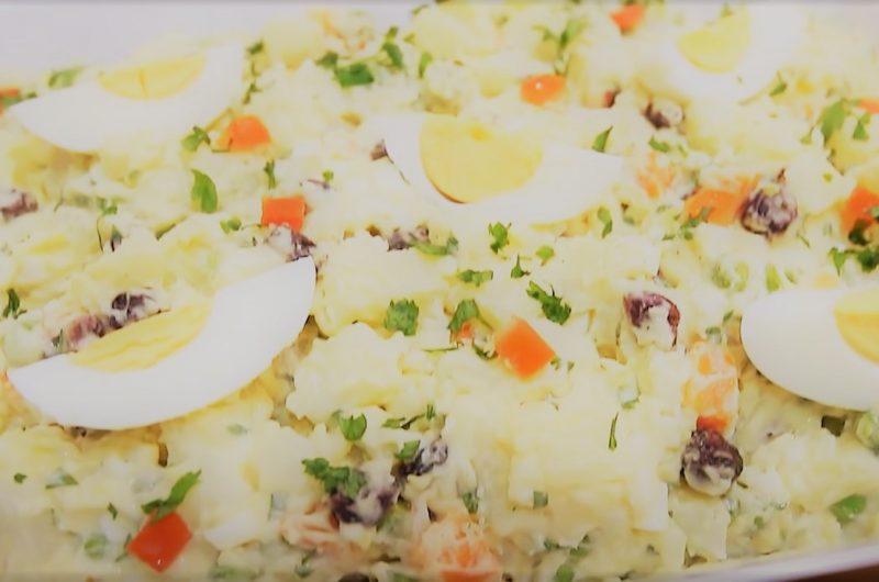 Salada de Maionese Cremosa