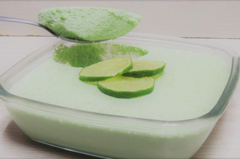 Sobremesa Cremosa de Limão