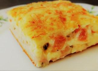 presunto e queijo com maionese